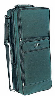 SOUNDLINE-Bag Sopransaxophon, grün