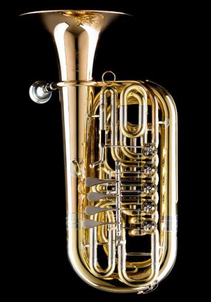 WESSEX-F-Tuba TF 135-L -Bubbie-, lackiert