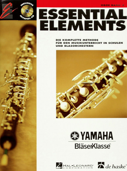 ESSENTIAL ELEMENTS-Oboe, Band 2