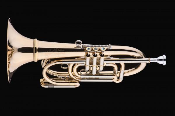 SCHAGERL-Basstrompete Wunderhorn V
