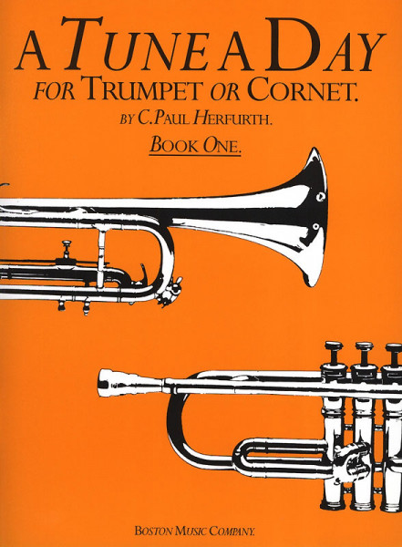 A Tune A Day for Trumpet I