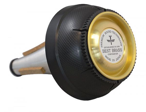 BEST BRASS-Trompetendämpfer Cup verstellbar