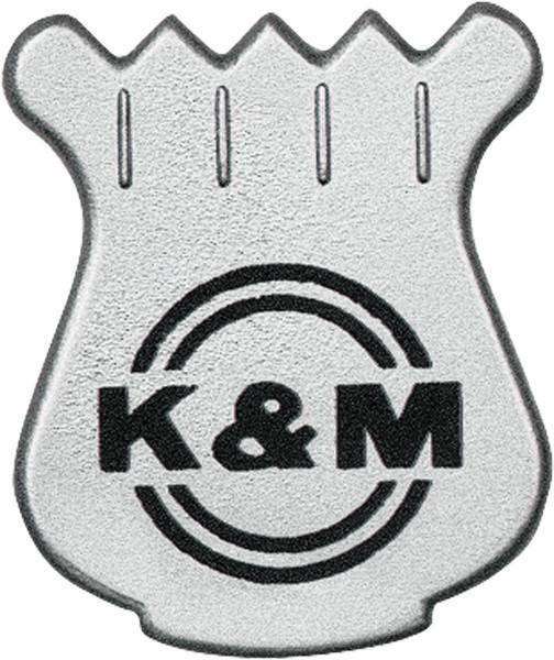 K&M-Magnet-Notenhalter 11570 silber