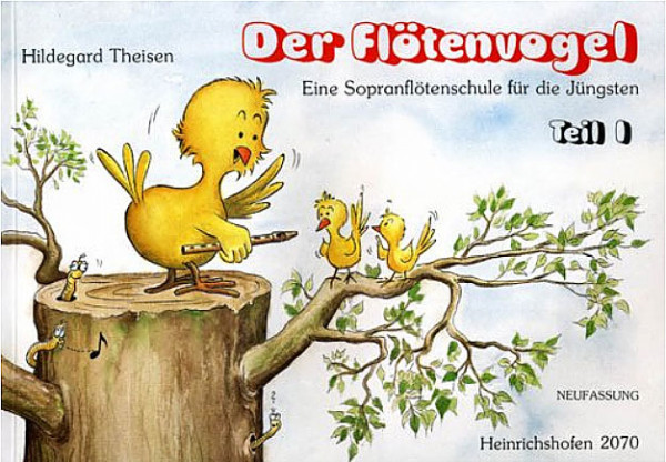 H.THEISEN: Der Flötenvogel Teil 1