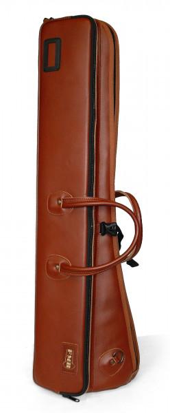 FMB-Bag Posaune Leder, braun