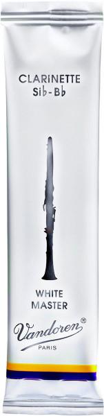 VANDOREN-Klarinettenblätt White Master, Stärke: 4 FP