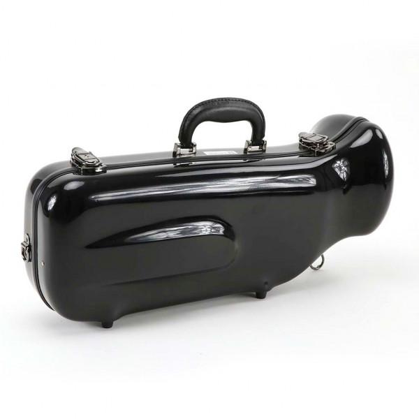 WICONA-Koffer Trompete Glasfaser 170, schwarz