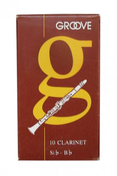 GLOTIN-Blätter Groove Klarinette 3
