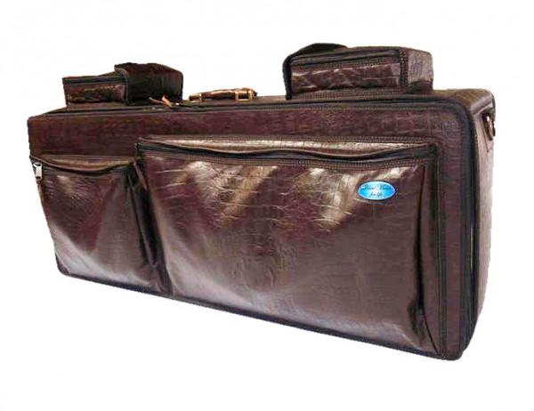 MusiCover Gig Bag Leder Tenorsax