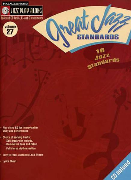 Great Jazz Standards JPA27