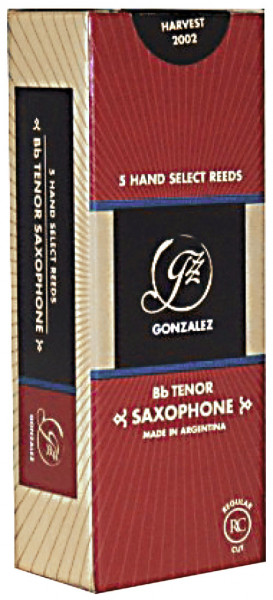 GONZALEZ-Blätter RC Tenor 2
