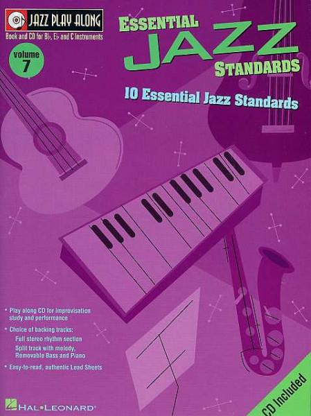 Essential Jazz Standards JPA7