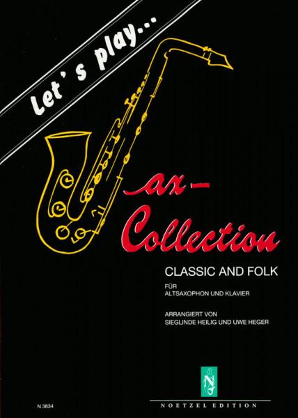 Let's Play Classic - Altsax. u. Kl.
