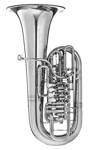 MELTON-F-Tuba 4460S