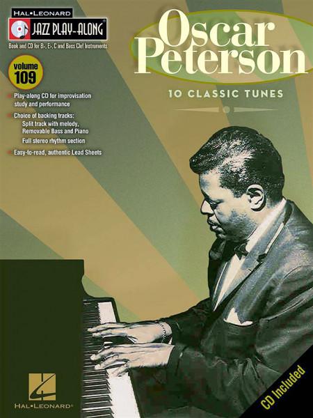 Oscar Peterson JPA109