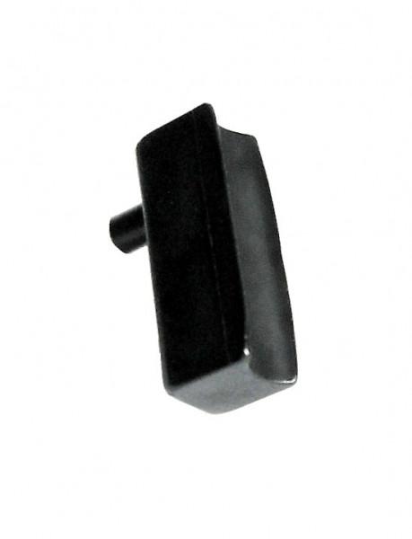 K&M-Klemmstück mit Zapfen R3,5