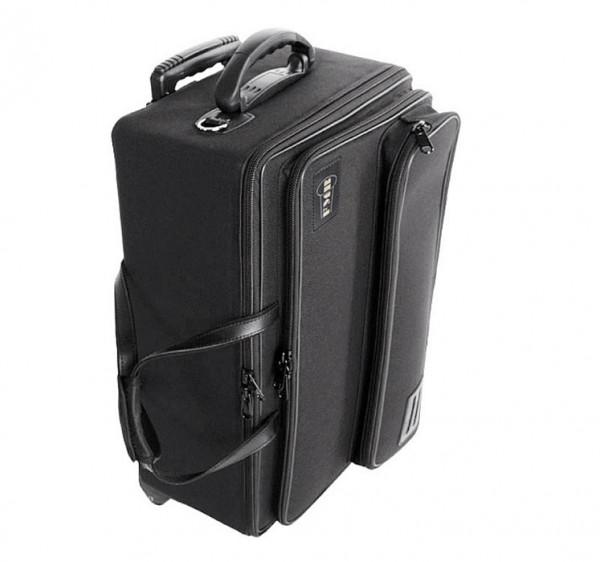 FMB-Leichtkoffer 4 Trompeten Premium, Cordura, Trolley