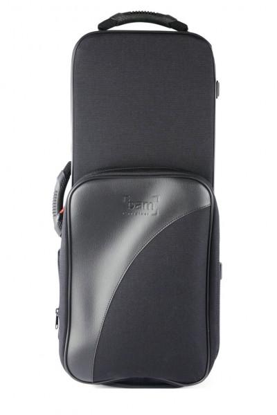 BAM-Etui -Trekking- für Baßklarinette, schwarz