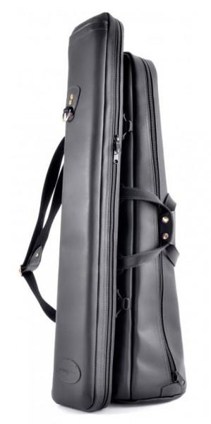 GLENN CRONKHITE Trombone Travel Case BTBO, Leder schwarz