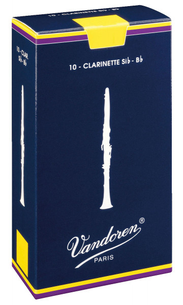 VANDOREN Classic 1,5 (Böhm) Klarinettenblätter