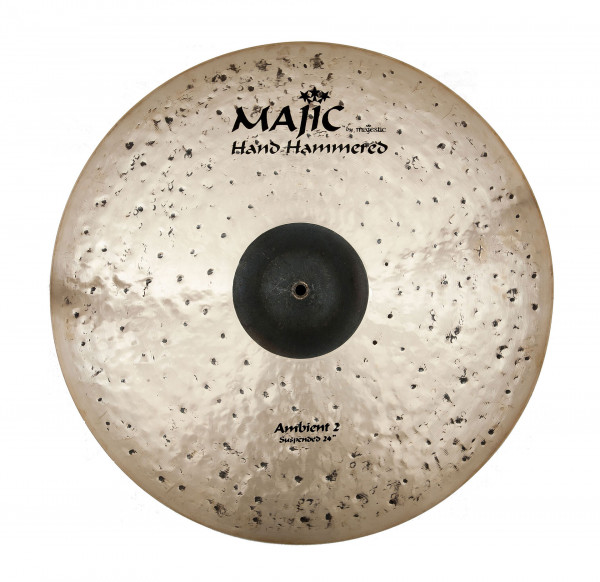 MAJESTIC-Ambient Suspended Cymbal 24 Zoll