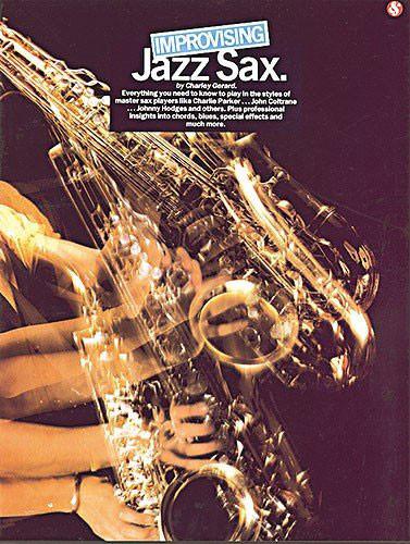 Improvising - Jazz Sax.