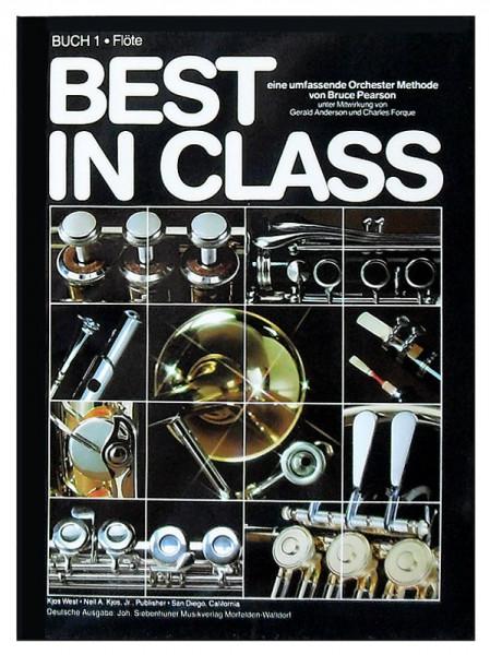 Pearson: Best in Class Flöte Bd. 1