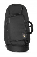 FMB-Bag Bb-Euphonium, Cordura, black,