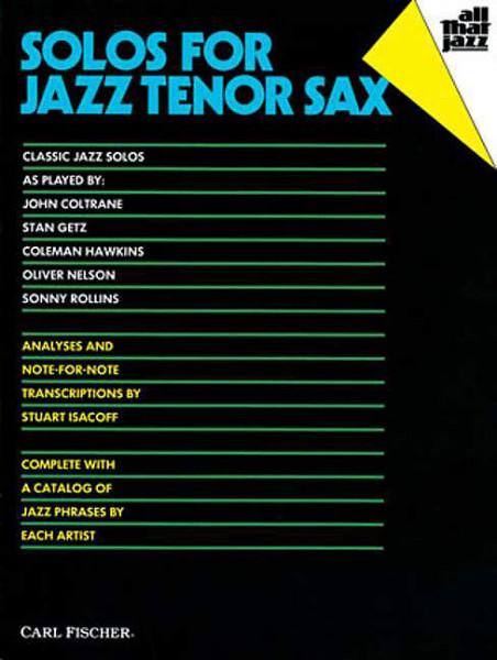 Isacoff: All That JazzTenorsax.