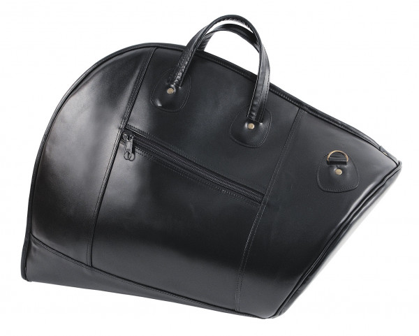 FMB-Bag Waldhorn Leder, schwarz