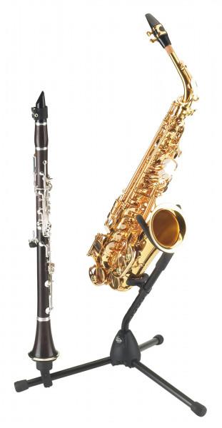 K&M-Saxophonständer 14306
