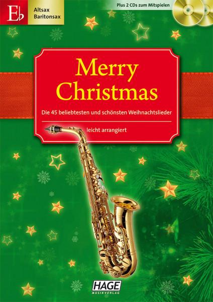 Merry Christmas für Es- Instrumente